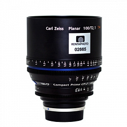 Carl Zeiss CP.2 100/T2.1 T* Close Focus PL-mount