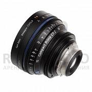 Carl Zeiss CP.2 15/T2.9 T* PL-mount